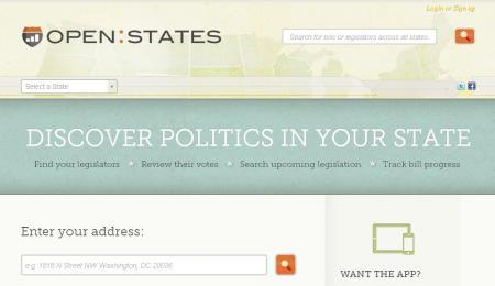 Open States